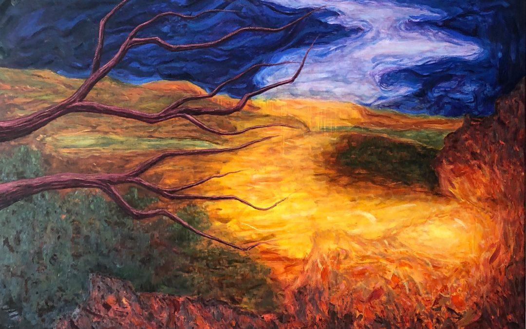 Series 'Saint John's Cave of Light'