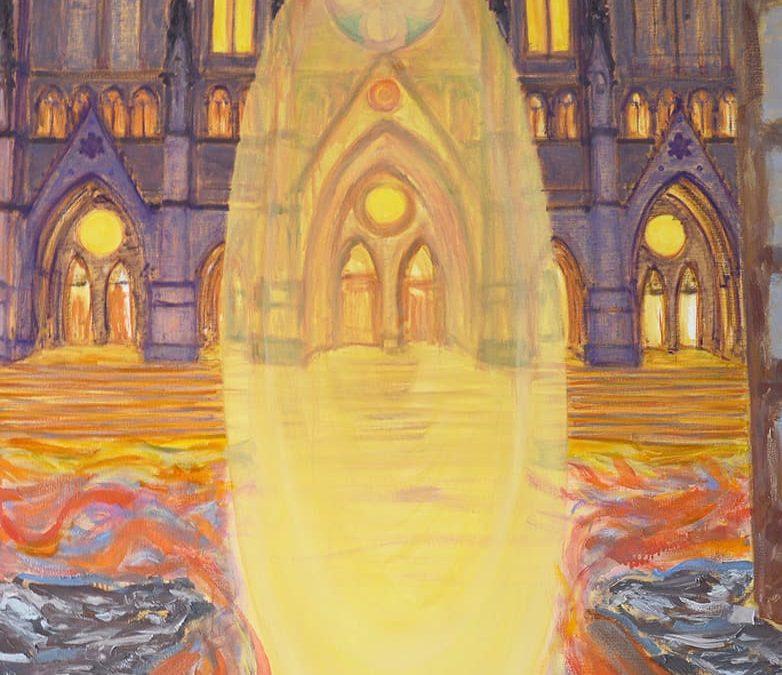 Saint John's Silence in Turbulent Streets