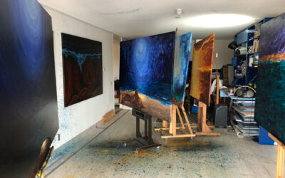 PRIVATE STUDIO EXHIBITION, Dutch Art Collector, The Hague, The Netherlands