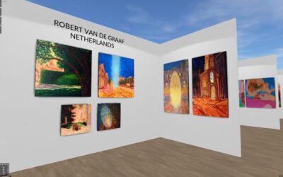 VIRTUAL ART FAIR, by Contemporary Art Station,  April – June 2021