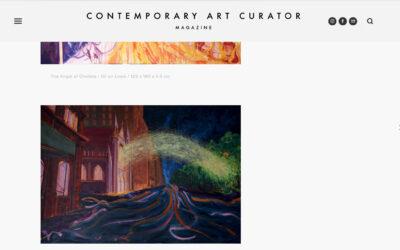 ONLINE EXHIBITION 'Infinite Dreams', by Contemporary Art Curator Magazine
