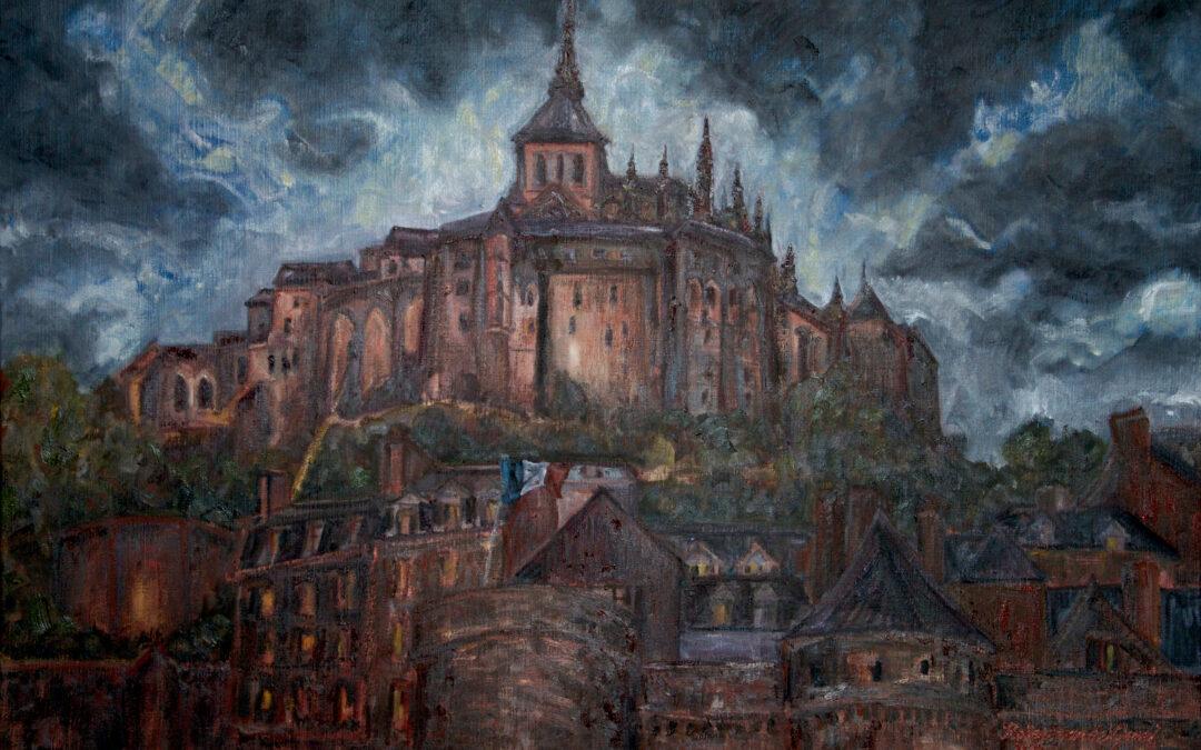 Le Mont St. Michel after Battlefield
