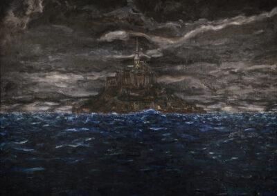 Le Mont St. Michel in Turmoil