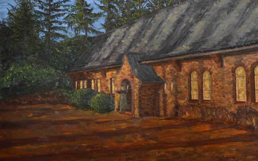 Series 'Contemplation in Slangenburg'