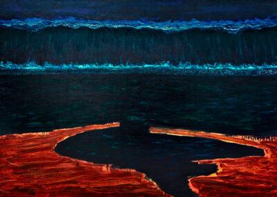 Cobalt Blue Wave of Revelation