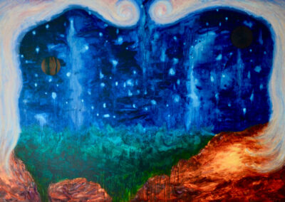 Series 'Visions of St. John the Divine'