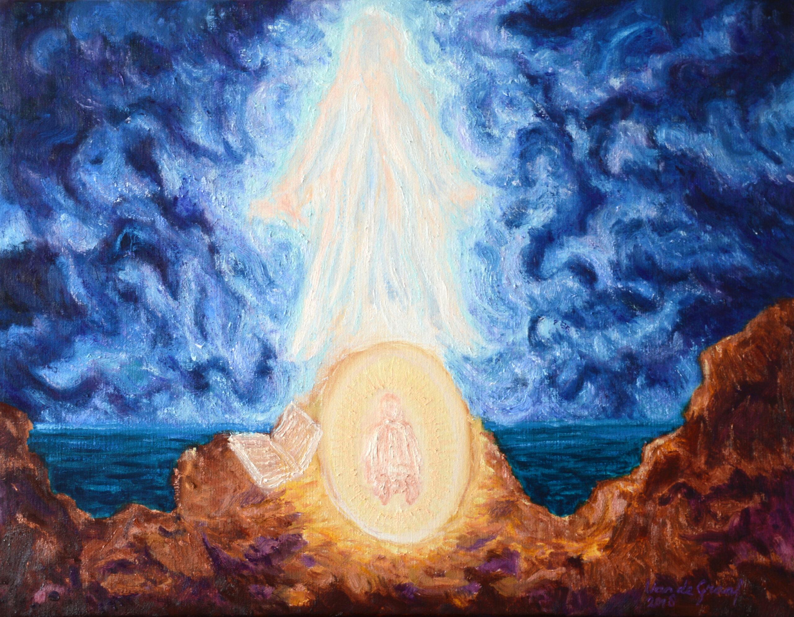 St. John's Vocation to Write The Revelations
