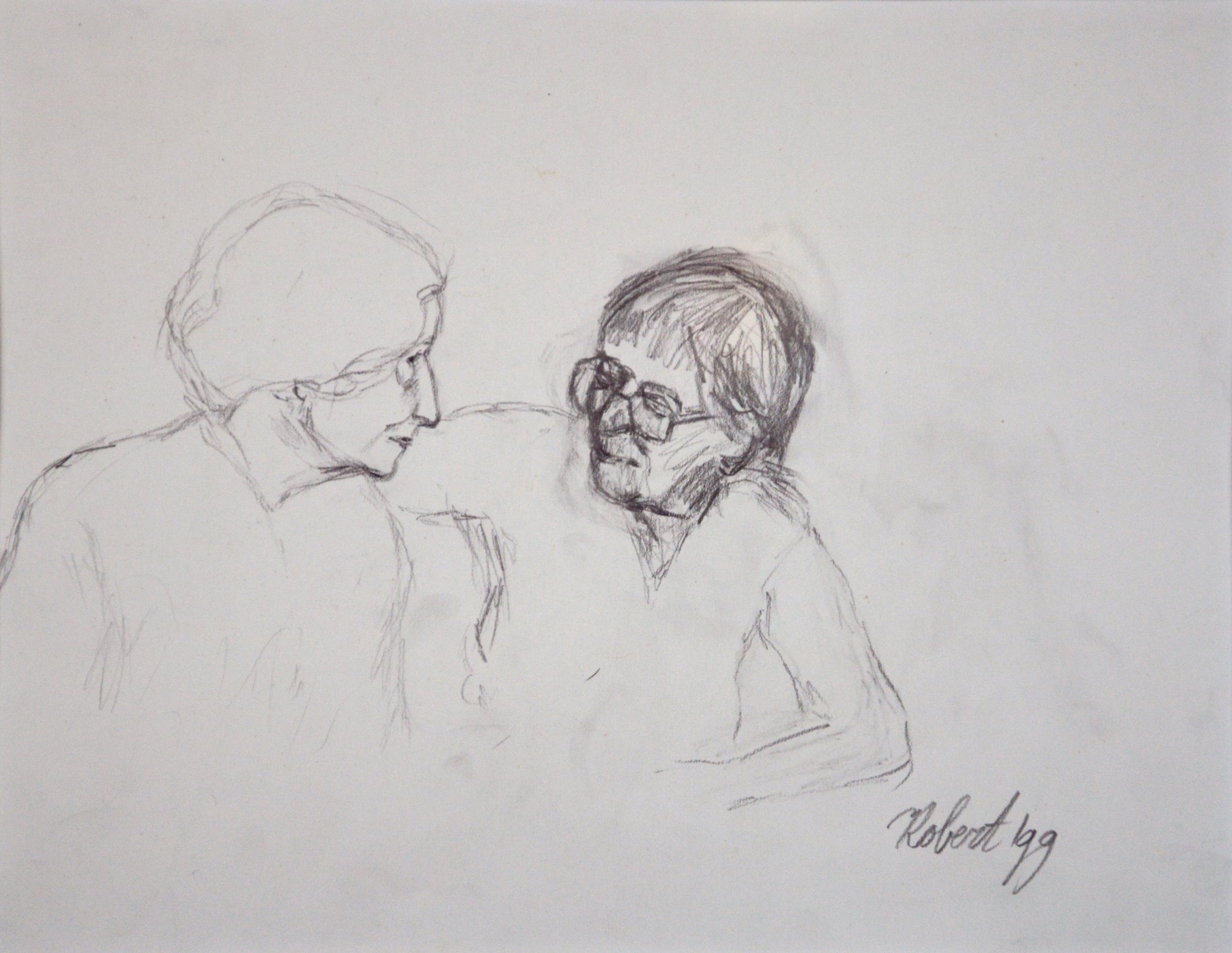 Grandmother and Nana