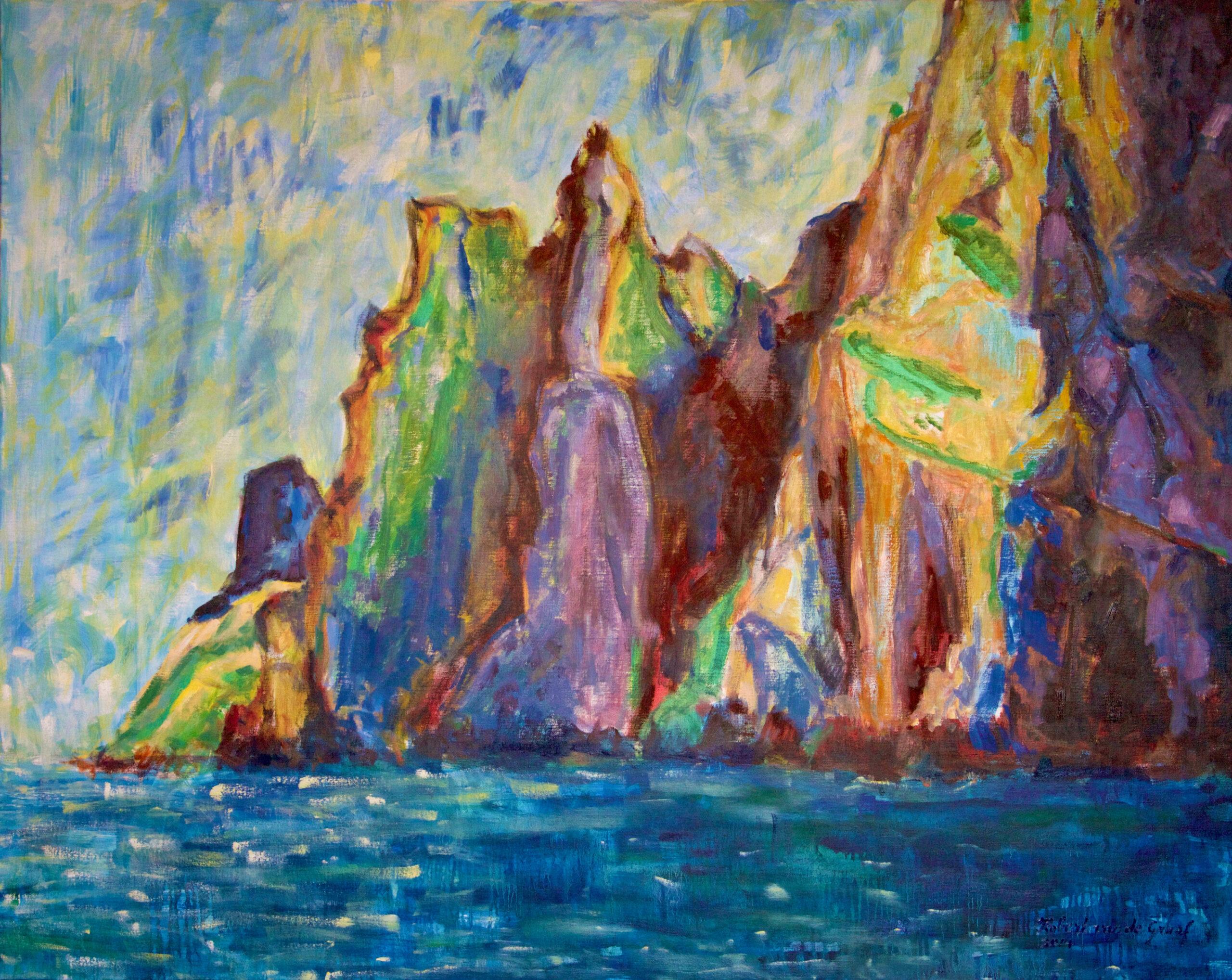 Mystic Rock of Color