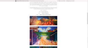 Publication Artworks website