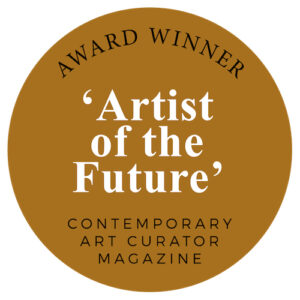 Artist of the Future Award badge